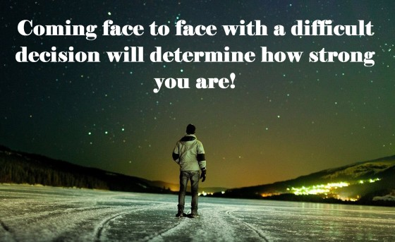 face to face difficult decisions-orlando espinosa