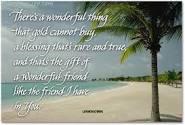 a wonderful friend