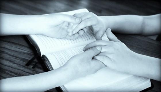 praying (2)
